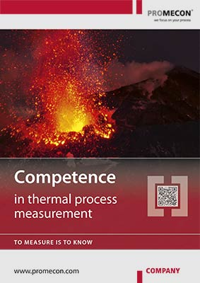 Competence - in thermal process measurement