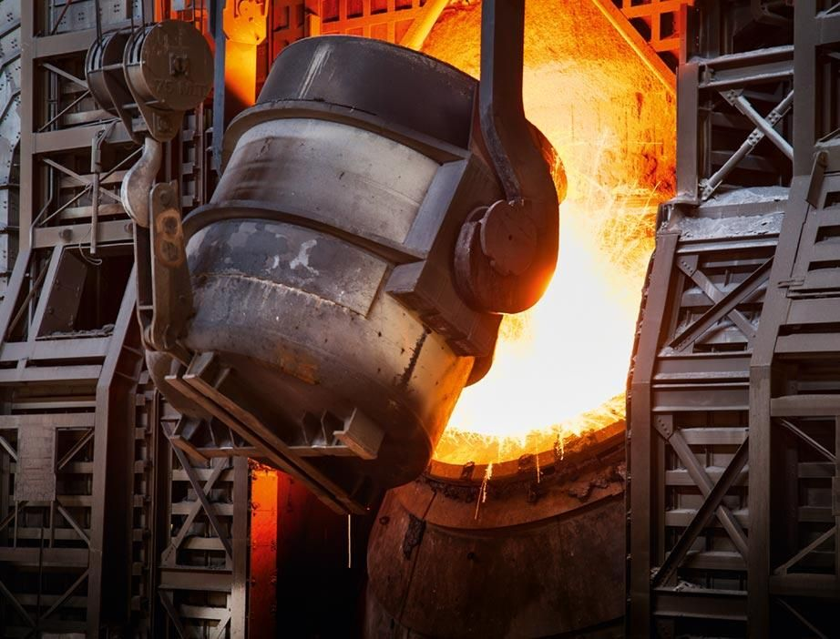 Steel & Smelters